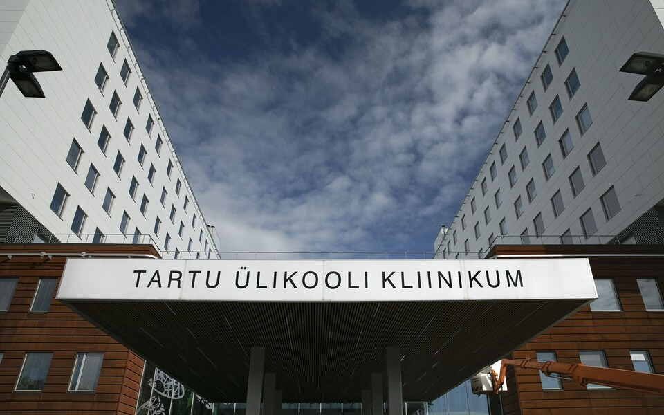 Клиника Тартуского университета.