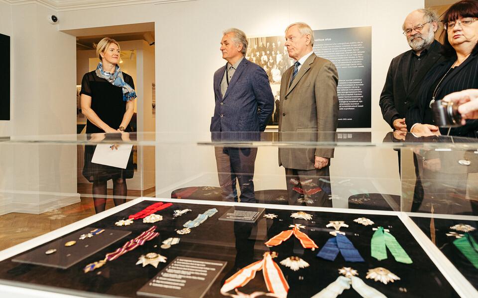 Voldemar Pätsu aurahad jõuavad ajaloomuuseumisse