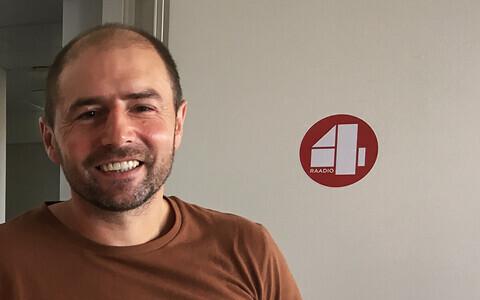 Редактор ERR Дмитрий Куликов