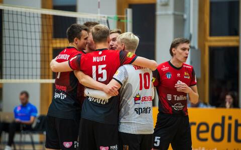 Võrkpalli Balti liiga: Tallinna Selver - Pärnu VK