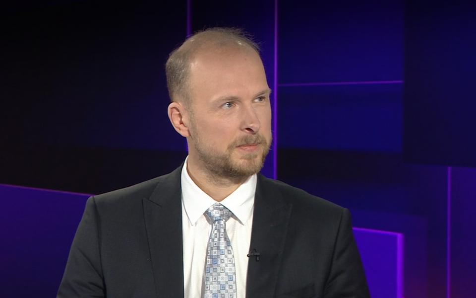 Vabariigi valimiskomisjoni juht Oliver Kask
