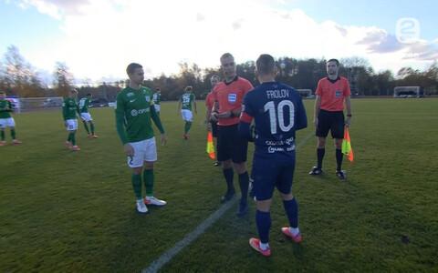 Paide Linnameeskond - FC Flora