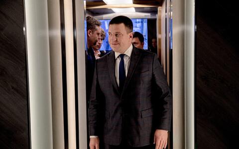Keskerakonna valimispidu, Jüri Ratas