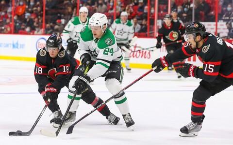 Dallas Stars ja Ottawa Senators