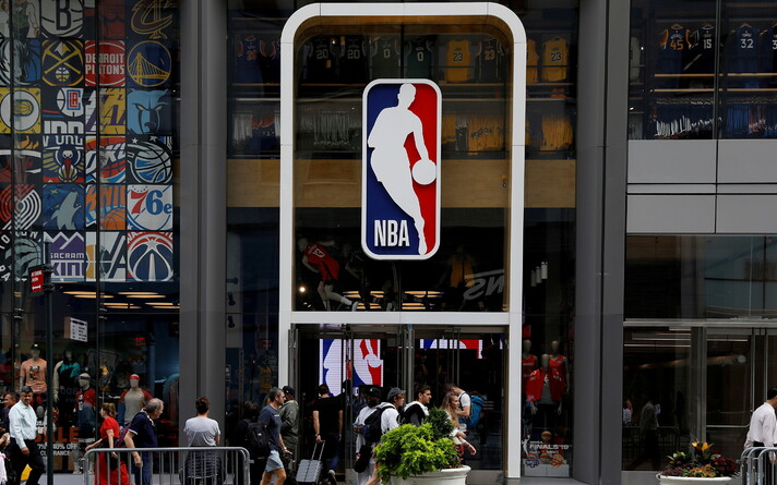 NBA pood New Yorgis