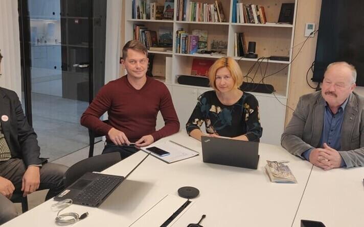 Saue vallas alustavad koalitsioonikõnelusi valimisliit Koostöö-Meie vald, Isamaa ja Reformierakond.