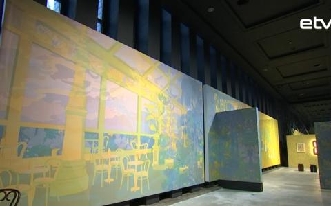 Выставка в галерее Solaris.