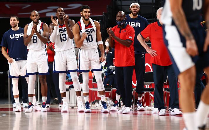 USA korvpallikoondis Tokyo olümpiamängudel