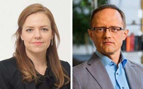 Haridus- ja Teadusministeeriumi asekantsleriteks valiti Liina Põld ja Renno Veinthal.