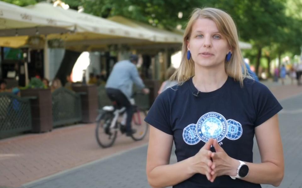 Tartu Ülikooli turismigeograafia teadur Janika Raun