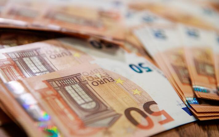 Деньги. Иллюстративное фото.