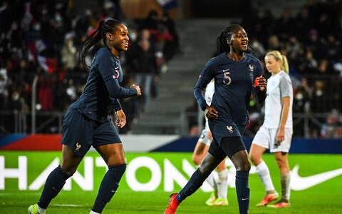 Naiste jalgpalli MM-valikmäng Prantsusmaa - Eesti