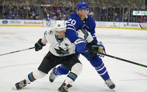 San Jose Sharks - Toronto Maple Leafs