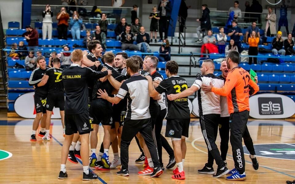 HC Tallinn jõudis eurosarjas järgmisse ringi.