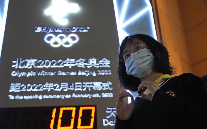 До Олимпиады в Пекине осталось 100 дней.