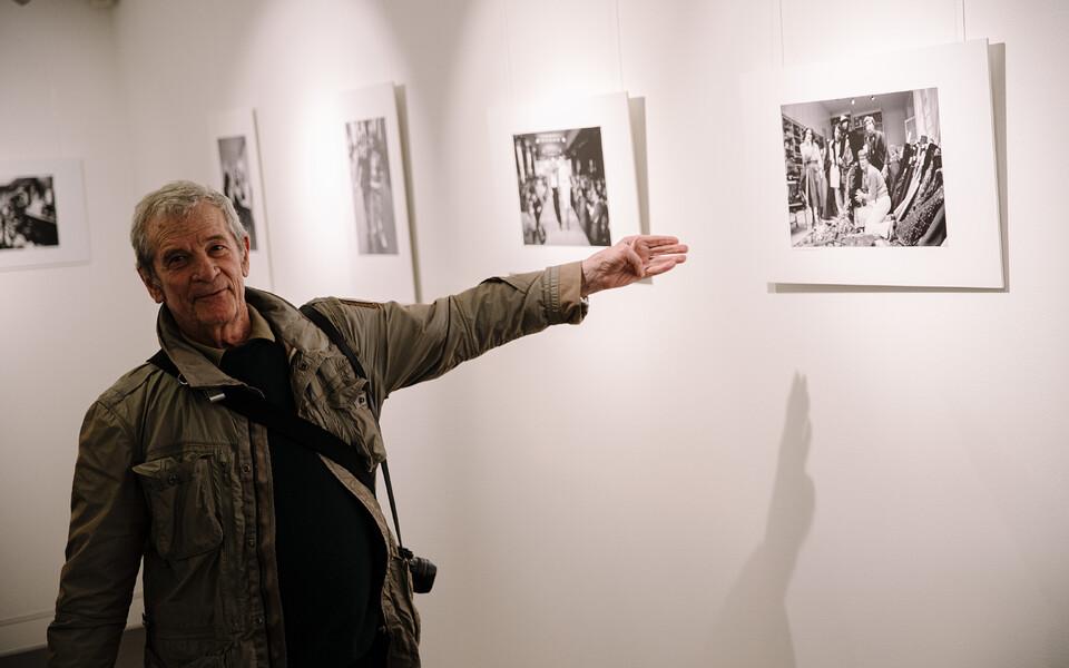 """André Perlsteini fotonäitus """"Prantsuse kinolegendid"""" Fotomuuseumis"""