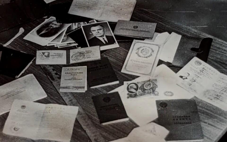 Johannes Lapmanni dokumendid.